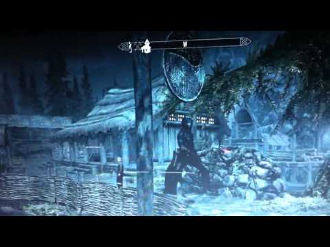 Magic Horse in Skyrim