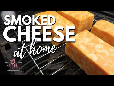 Smoked Cheese - How to Smoke Cheese | Cold Smoke Generator Review
