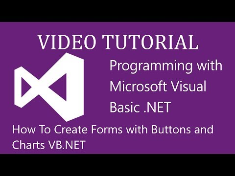 Create button and forms in VB.net 2010
