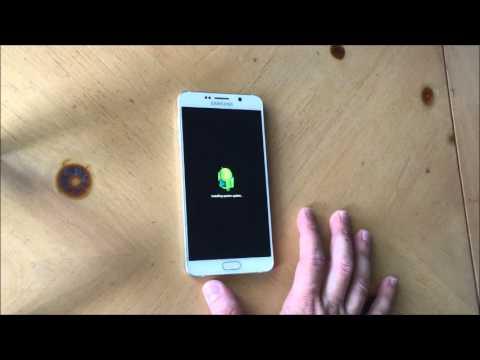 Como resetear a modo fabrica el Samsung Galaxy Note 5 ★ Hard Reset