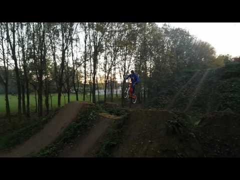 Commencal absolut practice