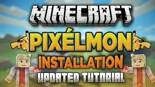 How To Install Pixelmon Mod 501 In Minecraft Pokemon Minecraft Mod Up