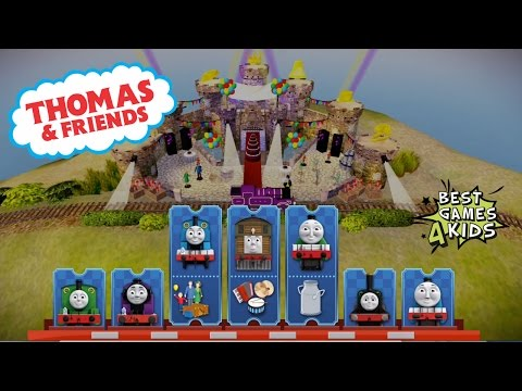 Thomas & Friends: Express Delivery #6   Topham Hatt's birthday, Best Game 4 Kids By Budge Studios