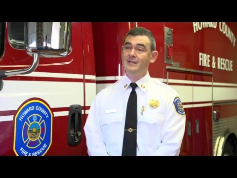 Howard County Heart Attack: EMS Battalion Chief, Jimmy Brothers, rescued by his peers