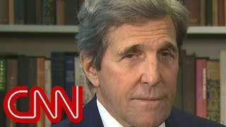 John Kerry: Supreme Court fight will cost the country