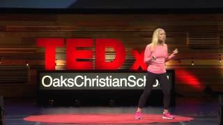 Rewiring how you look at yourself | Jenny Schatzle | TEDxOaksChristianSchool