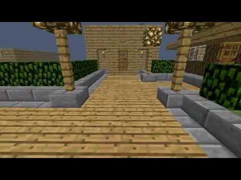 Minecraft LAN world