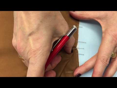 How to Construct the Continuous Lapped Placket