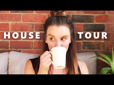 MY APARTMENT TOUR | Melbourne Industrial Studio