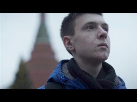 The Young Face of the Russian Protests