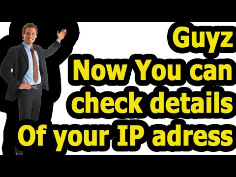 How can i check IP address blocked and DNS Urdu/Hindi Tutorial