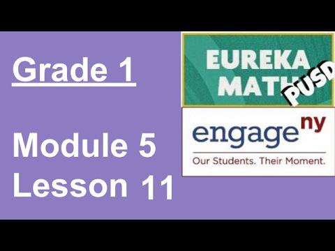 Eureka Math Grade 1 Module 5 Lesson 11
