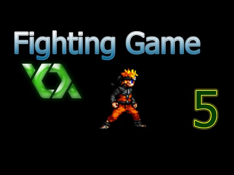 Game Maker : Fighting Game Tutorial # Part 5
