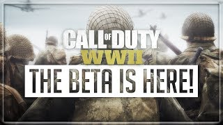 The BETA! - Call of Duty: WWII Gameplay