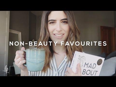 A CHATTY (NON-BEAUTY) APRIL FAVOURITES | Lily Pebbles