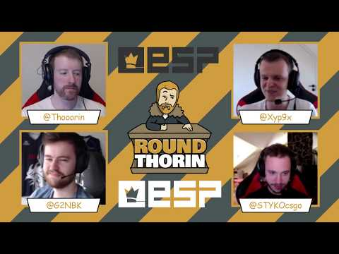Round Thorin: Support Players (CS:GO)
