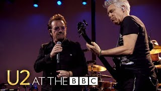 U2 With Or Without You U2 At The BBC