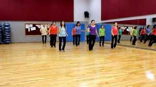 Dream Lover - Line Dance (Dance & Teach in English & 中文)