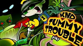 Codename: Kids Next Door - TUMMY TROUBLE (Level 1-2) - Cartoon Network Games