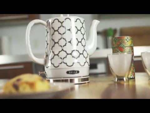 BELLA 1.2L Ceramic Kettle How-To!