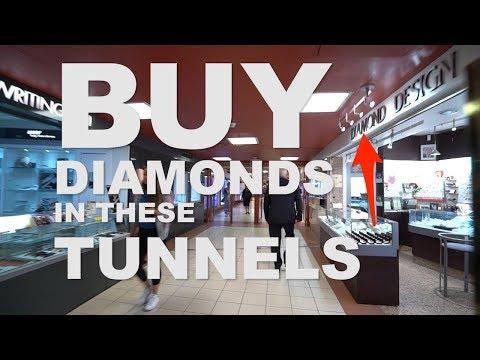 UNDERGROUND TUNNELS OF TORONTO!!! ( Path)