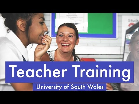 Teacher Training at University of South Wales