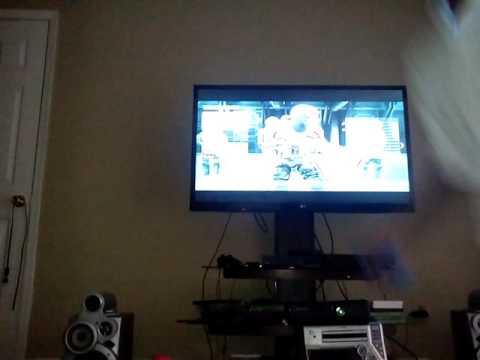 playing Advanced Warfare on Xbox 360