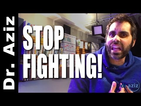 How To Stop Fighting & Create An Extraordinary Relationship! | Dr. Aziz, Confidence Coach