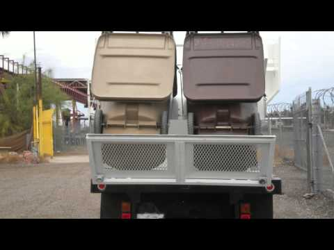 Trashcan Cleaning-Trash Bin Cleaning-Equipment For SALE