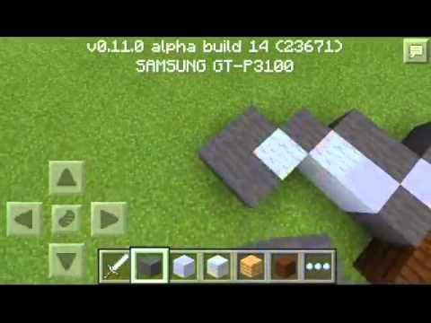 How To|Make a Iron Sword|Pixel Art|MCPE