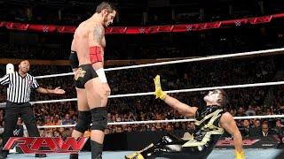 King Barrett returns to reclaim his throne: Raw, Sept. 28, 2015
