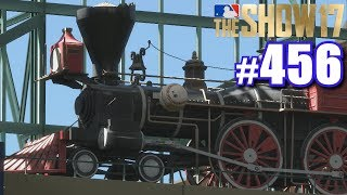 TRAIN SHOT!   MLB The Show 17   Road to the Show #456