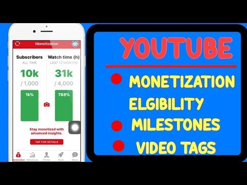 YT Tracker Review: YouTube Monetization Eligibility Tracker, Custom Milestones, Video Tags Analysis