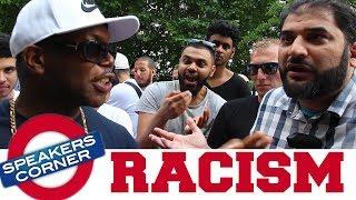Black Supremacy vs Islamic Racism | Gary vs Adnan Rashid | Speakers Corner
