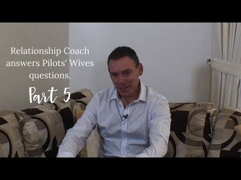 Part 5: Surviving As A Pilot Wife - Dealing With Anxiety