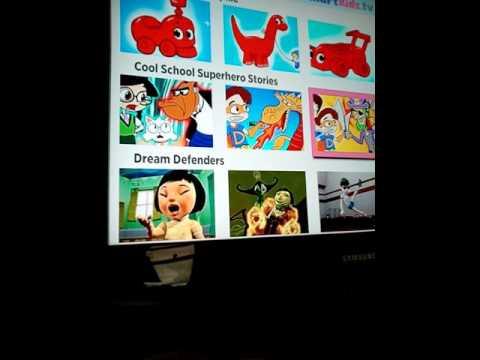 Roku Smart kids tv