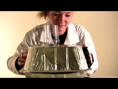 How To Make a Fog Machine With a Household Iron