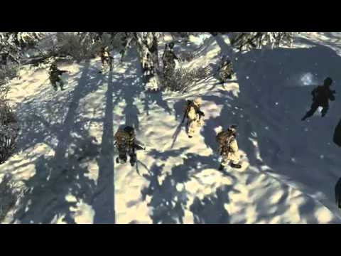 Call of Duty-Black Ops trailer