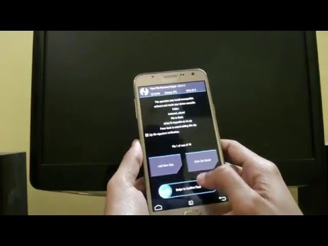 How to Install TWRP Recovery And Root your Samsung Galaxy J7 ( EASY STEPS 2016)