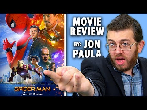 Spider-Man: Homecoming -- Movie Review by @JonPaula