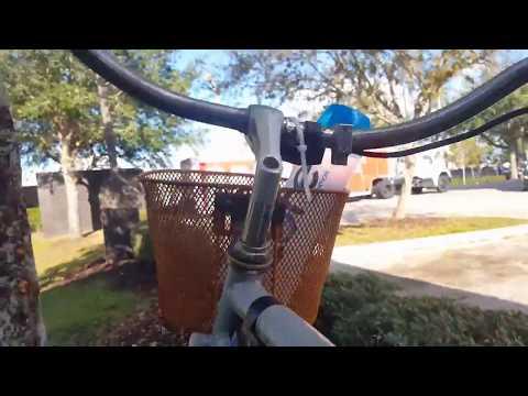 Homemade Battery pack on DIY Electric Bike