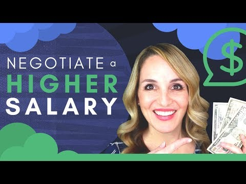 How To Negotiate Salary Offer For New Job - 6 Salary Negotiation Techniques