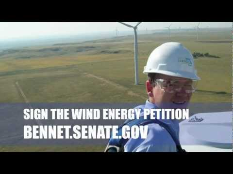 PETITION: Save Colorado Wind Energy Jobs