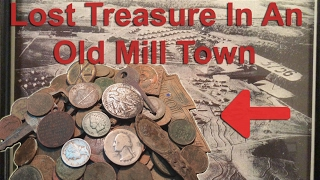 Lost Treasure In An Old Mill Town