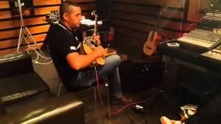 בוזוקי באולפני שיר עם אריק כהן התותח!