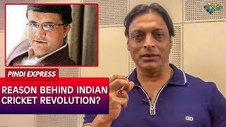 Saurav Ganguly As Next BCCI President | Great decision | Shoaib Akhtar