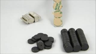 Gluing magnets
