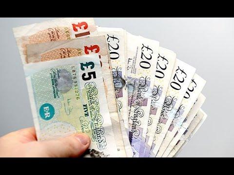 Quick Cash - Powerful 7 Mins Golden Ratio Isochronic Frequency Binaural Beats - UK POUNDS - NEW