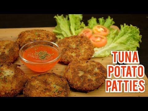 Tuna Potato Patties - Simple Recipe