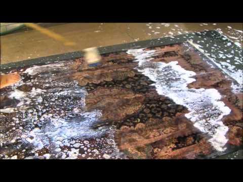 carpet rugs cleaning repair Bangkok Thailand.